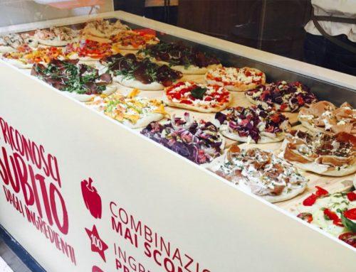 La Pinsa romana, è una tradizionale pizza romana, che pizza, in senso stretto, non è.